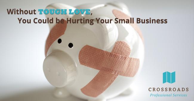 Blog Tough Love