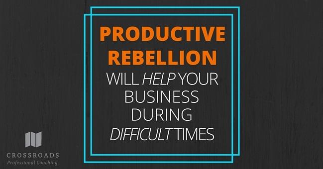 Productive Rebellion