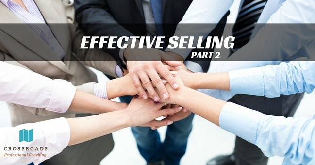 Effective Selling