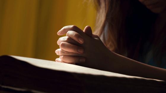 Prayer Takes Discipline