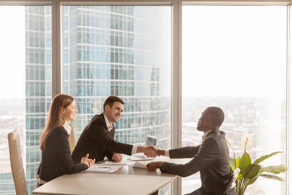 hiring and recruiting process